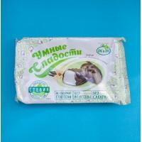 Glazēts vanilīna zefīrs ar steviju